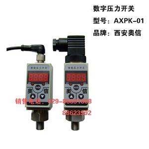 电子式压力开关AXPK-01 电子式压力开关AXPK-01 电子式压力控制器