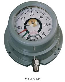 防爆电接点压力表YX-160-B