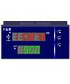 百特仪表XMH5000系列炉膛负压数显记录仪