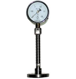 耐高温压力表YTHF-100 YTHF-150