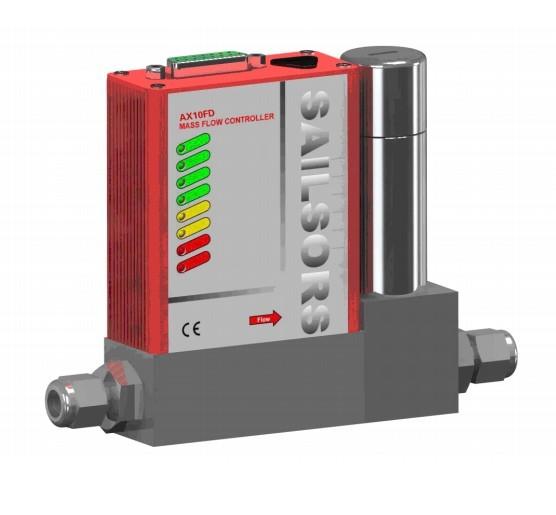 西安直接热式质量流量计 AX10FD直接热式质量流量计控制器