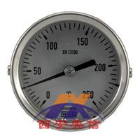 德国WIKA 双金属温度计 A52.063 轴向