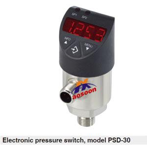 PSD-30 电子式压力开关 德国WIKA