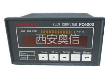 FC6000PLUS贸易结算通用流量积算仪