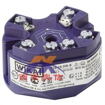 温度变送器 T32 德国WIKA原装进口