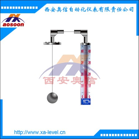 浮标液位计 UFZ重锤浮标液位计 西安液位计