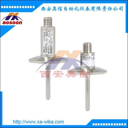 WIKA温度传感器 威卡温度计 微型热电阻温度计TR21-C