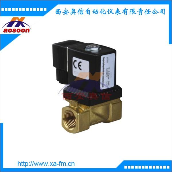 电磁阀 微型电磁阀 ZCC黄铜电磁阀