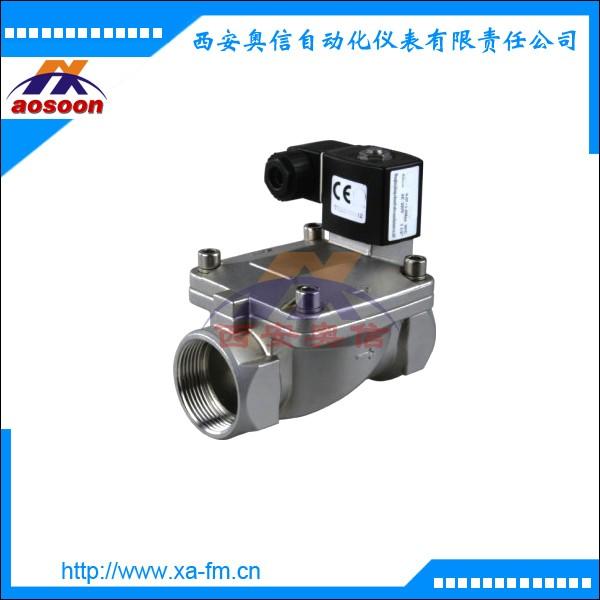 电磁阀 ZCA-P 氮气电磁阀 不锈钢电磁阀