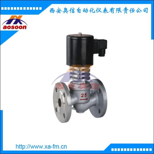 高温电磁阀 ZCGL 蒸汽电磁阀