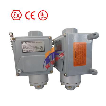 美国CCS常规压力开关 604G1 现货供应