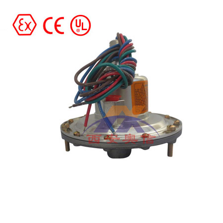 675DE8002美国CCS压差开关防爆开关压力控制器