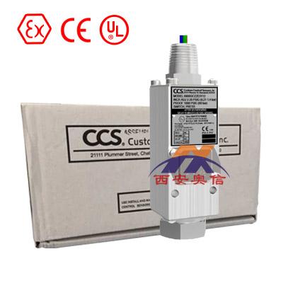 美国CCS机械式压力开关 6900G20 逻辑开关