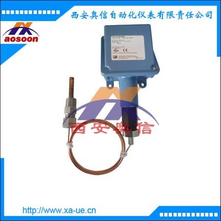 美国UE温度开关E100-2BSA温度控制器逻辑开关
