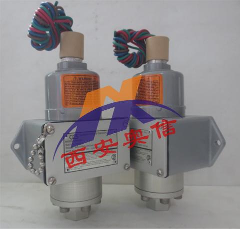 美国CCS压差开关646DZE1-7011压力控制器
