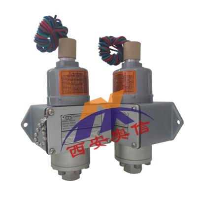 646DZE3-7011美国CCS压差开关全不锈钢压力控制器