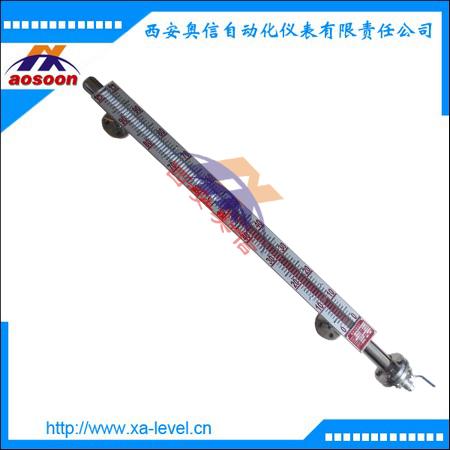 磁翻板液位计 UHZ528SAP27 磁翻板液位计带远传