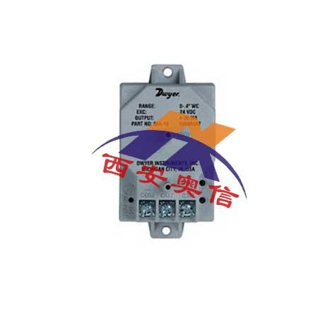 美国dwyer微差压变送器668-1