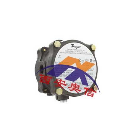 美国dwyer防爆差压开关1950G-00-B-120压力控制器