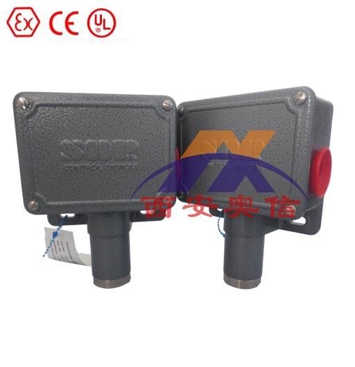 美国sor压力开关6NN-K45-N4-F1A机械式压力控制器