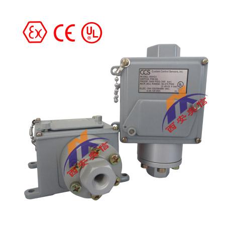 604G3美国CCS压力开关压力控制器机械式压力开关