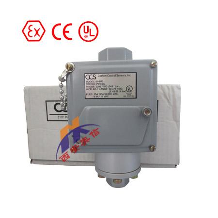 美国CCS压力开关604G1压力控制器