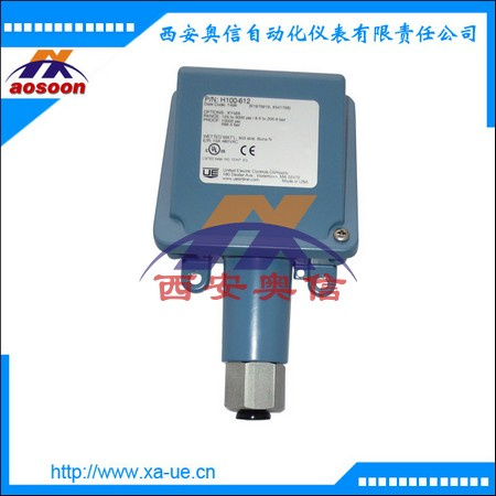 H100-610-XY468美国UE活塞式压力开关