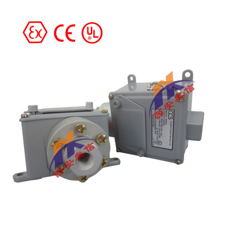 美国CCS压力开关604G2压力控制器604G3