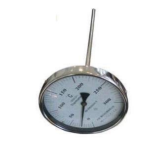 双金属温度计,径向型