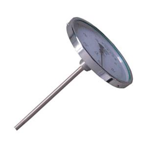WSS-501轴向双金属温度计