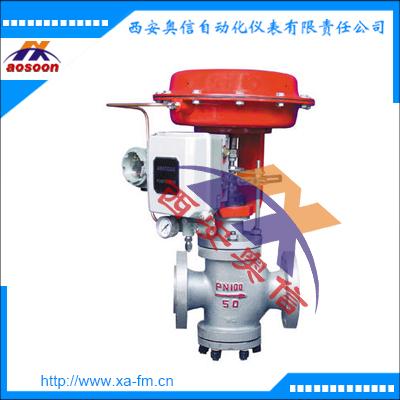 阀门工作原理 ZMAQ-16 气动薄膜三通调节阀