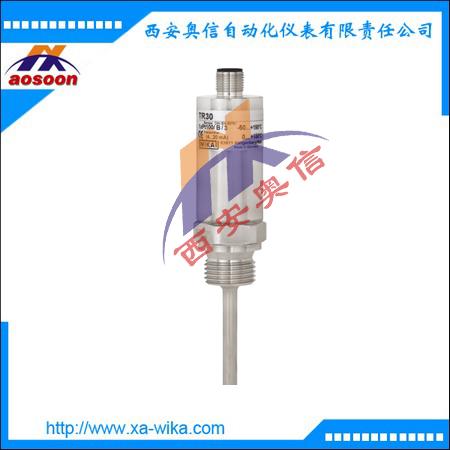 威卡热电阻 TR30-W热电阻温度变送器 4~20mA A级PT100 WIKA代理