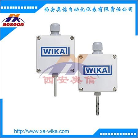 TR60-A型户外热电阻温度计 TR60-B型室内热电阻温度计 威卡授权代理