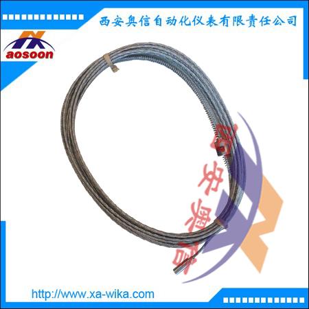WIKA热电阻TR53 WIKA温度传感器TR53 卡簧式热电阻 轴承热电阻
