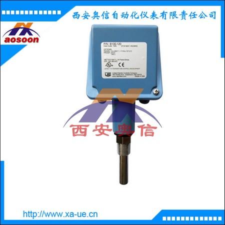 美国UE压力开关B100-120直插式温度开关C100-120