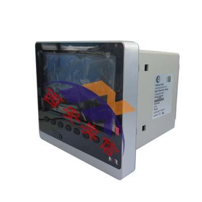 12路彩色无纸记录仪NHR-8100 虹润NHR-8100B蓝屏记录仪