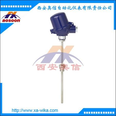 威卡热电阻TR10温度传感器 TR11-C热电阻温度计