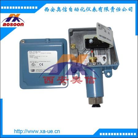 美国UE压力开关压力控制器H100-701