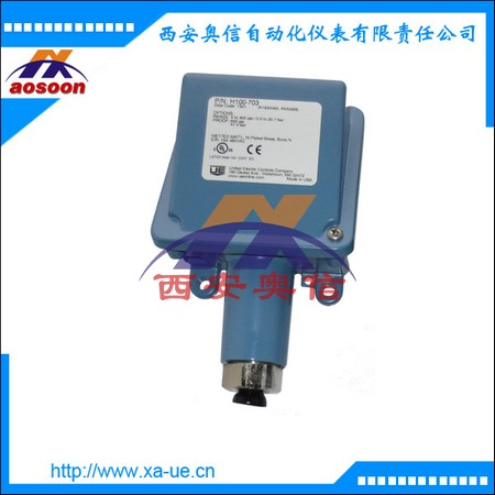 H100-704美国UE压力开关压力控制器