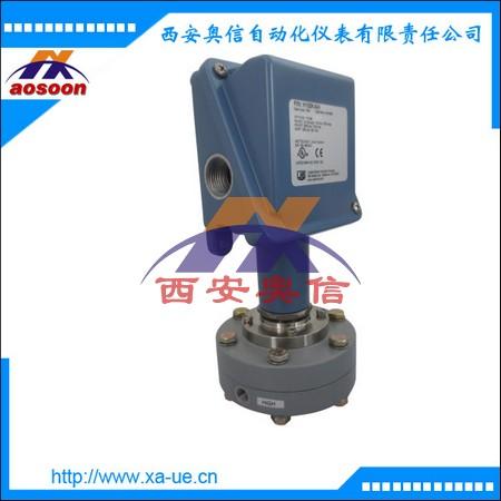 H100K-542差压开关12.4~124.5mbar 橡胶膜片 UE差压控制器 滤网监测联锁