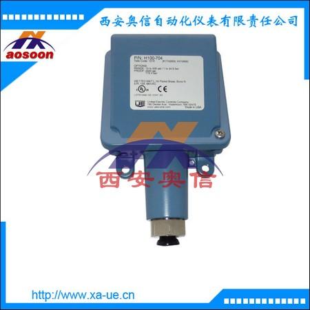 H100-705压力开关 水/润滑油压力逻辑开关