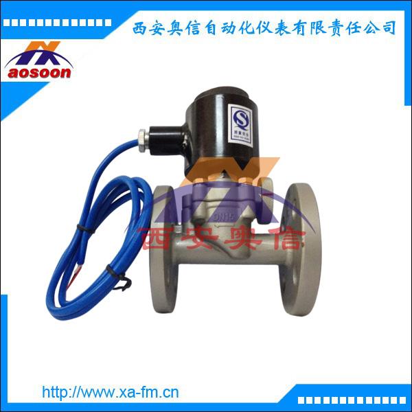 ZBSF-32不锈钢电磁阀 ZBSF全不锈钢法兰电磁阀