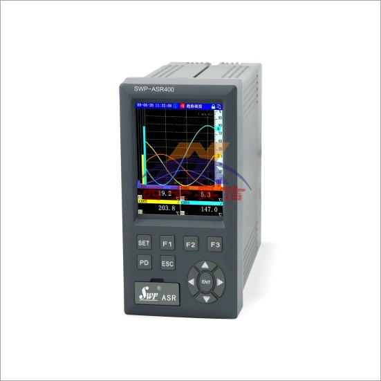 昌晖记录仪SWP-ASR400系列无纸记录仪 西安奥信昌晖代理