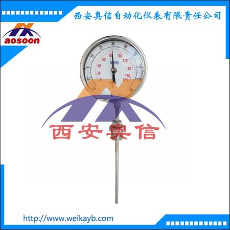 wika威卡双金属温度计S5550温度表 S5551威卡双金属温度表