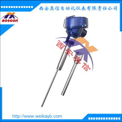TR10热电阻温度计 威卡wika温度传感器 可带温度变送模块 WIKA代理