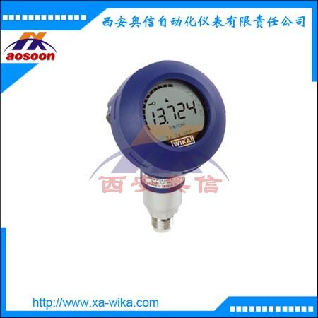 山东WIKA UPT-20 990.27隔膜法兰安装压力变送器 智能数显式 HART 威卡代理代替IUT-10 +990.27