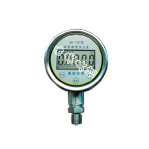 数字压力表 精密数字压力表 高精密压力表 精密压力表 AX-110数字精密压力表