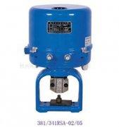 电子式角行程电动执行器381RSB-10 RSB-20 361RSB-10 361RSB-20角