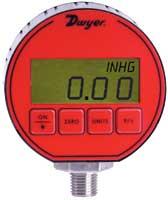 美国DWYER数字压力表 DPG-000 数字压力表