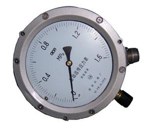 差动远传压力表 西安仪表厂YTT-1